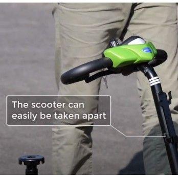 Scooter Colibri Verde
