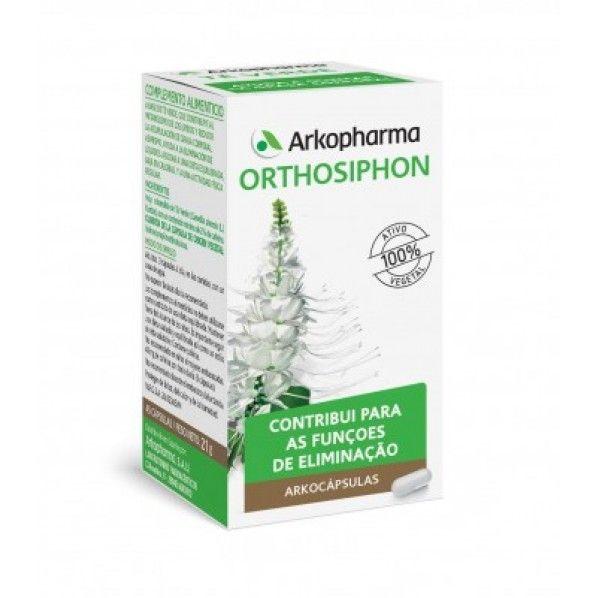 Arkocápsulas Orthosiphon - 100 unidades
