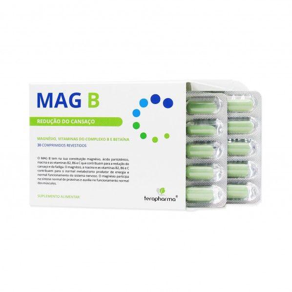 Terapharma Mag B 30 comprimidos