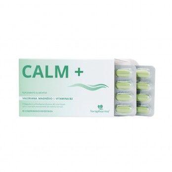 Calm+ Terapharma - 30 comprimidos revestidost