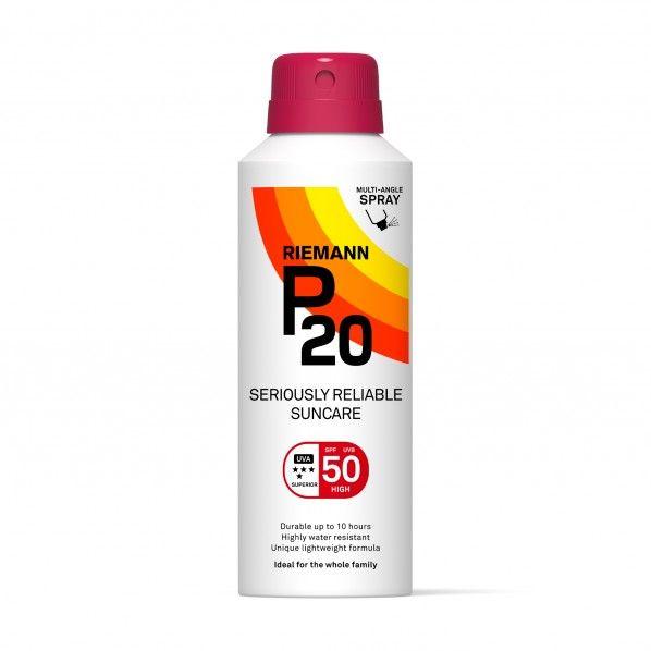 P20 Protector Solar SPF 50+ Spray - 150 ml