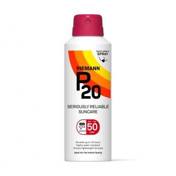 P20 Protector Solar SPF 50+ Spray - 150 mlt