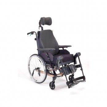 Cadeira de Rodas Manual de Conforto Rea Clematis Prot
